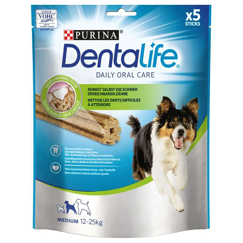 Dentalife Medium, 115 g imagine