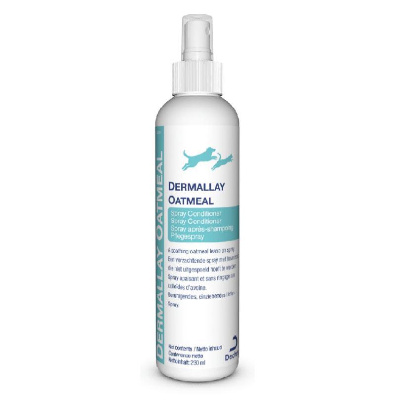 DermAllay Oatmeal Spray 230 ml imagine