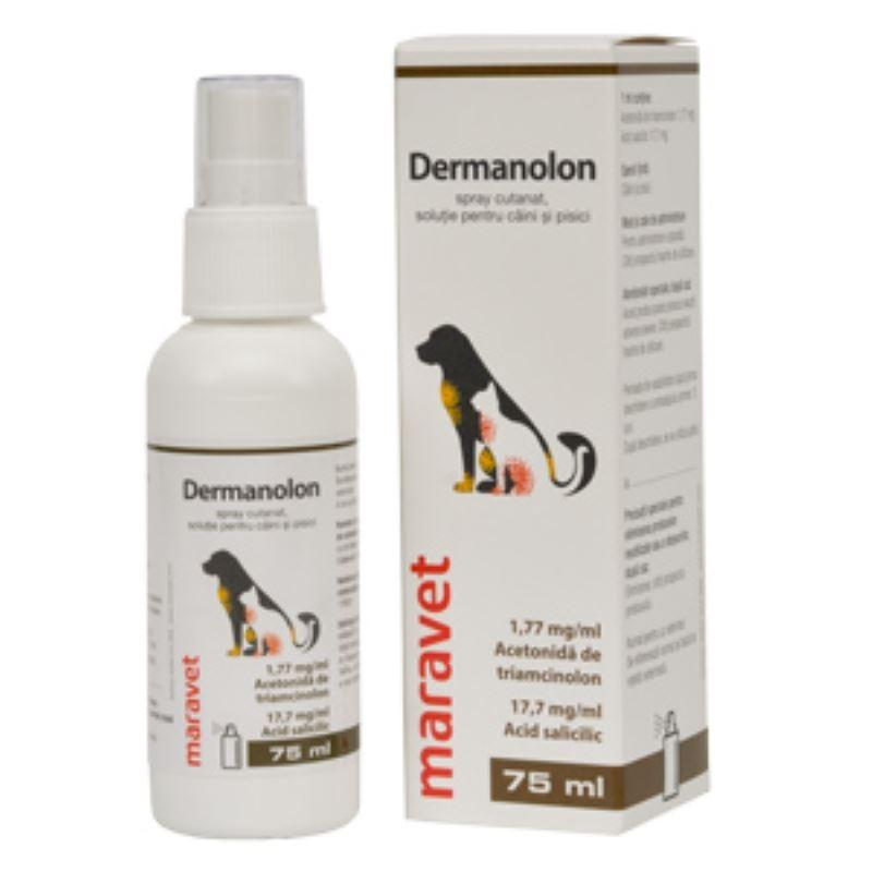 Dermanolon spray, 75 ml imagine