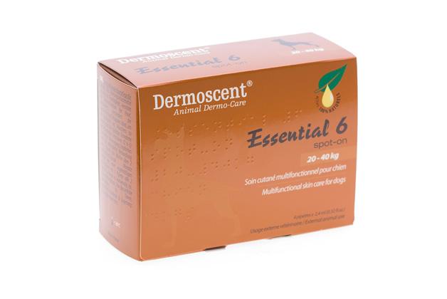 Dermoscent Essential 6 Spot-on Caine 20-40kg imagine
