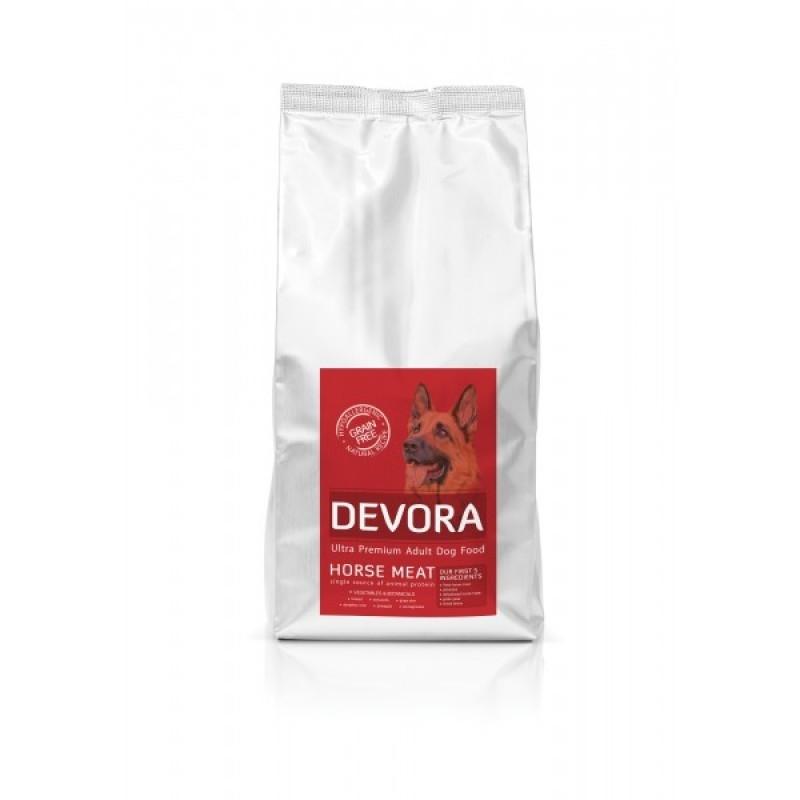 Devora Grain Free Single Horse, 7.5 Kg imagine
