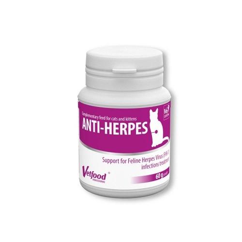 VetFood-AntiHerpes, 60g imagine