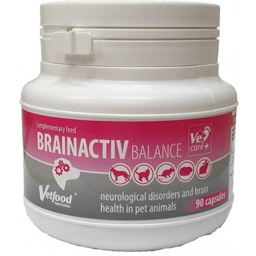 VetFood-Brainactiv Balance, 90 capsule imagine