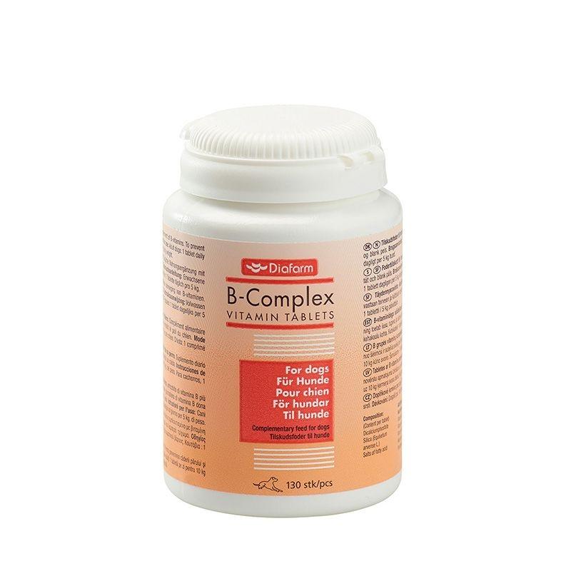 Diafarm B - Complex, 130 tablete imagine