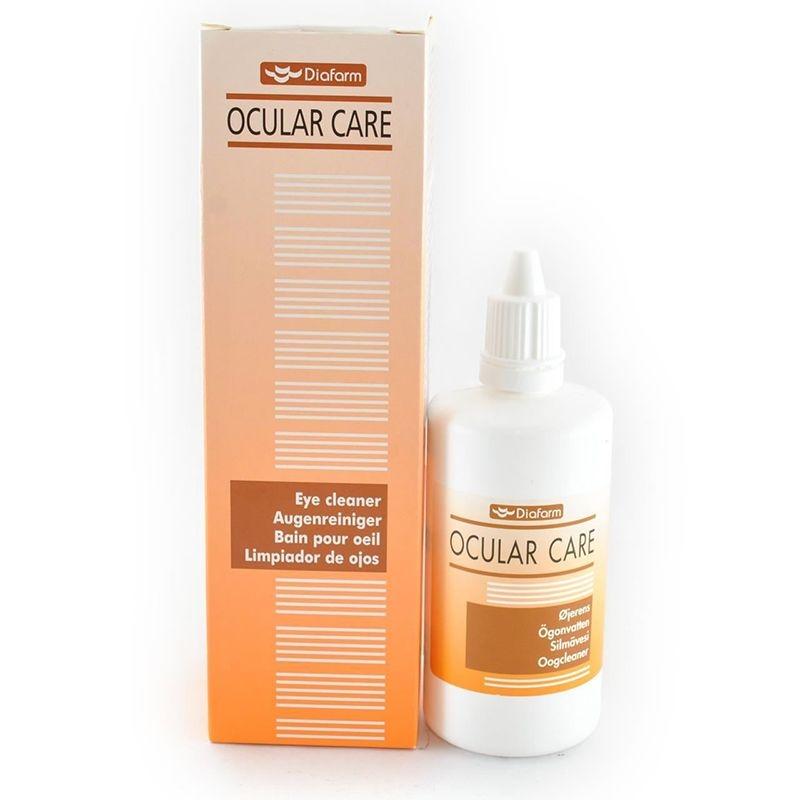 Diafarm Eye Cleaner, 100 ml imagine
