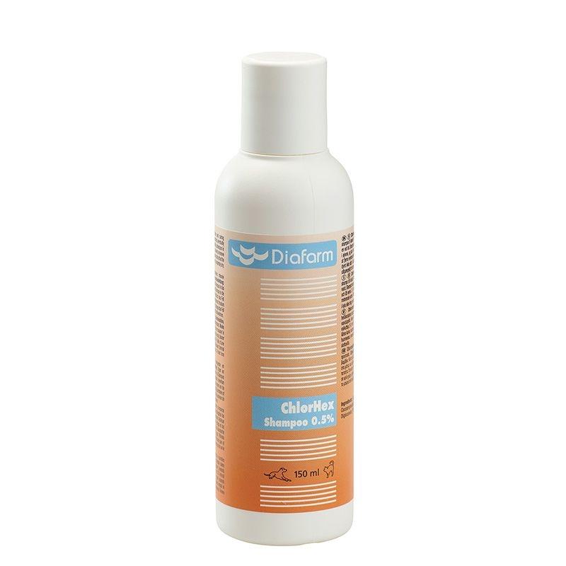 Diafarm Sampon Clorhexidina 0.5%, 150 ml imagine