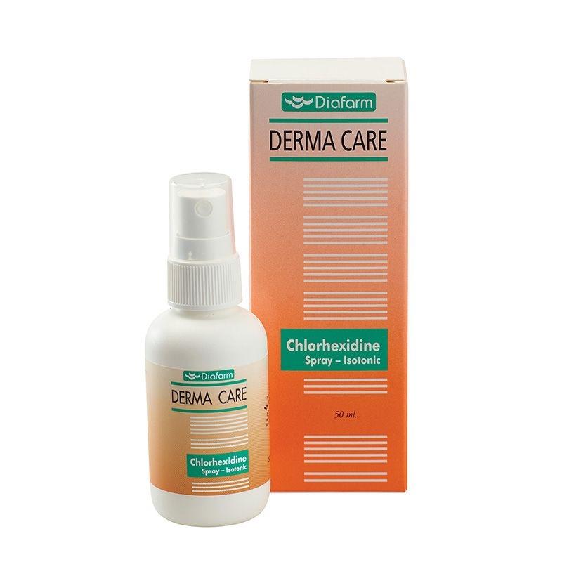 Diafarm Spray Clorhexidina, 50 ml imagine