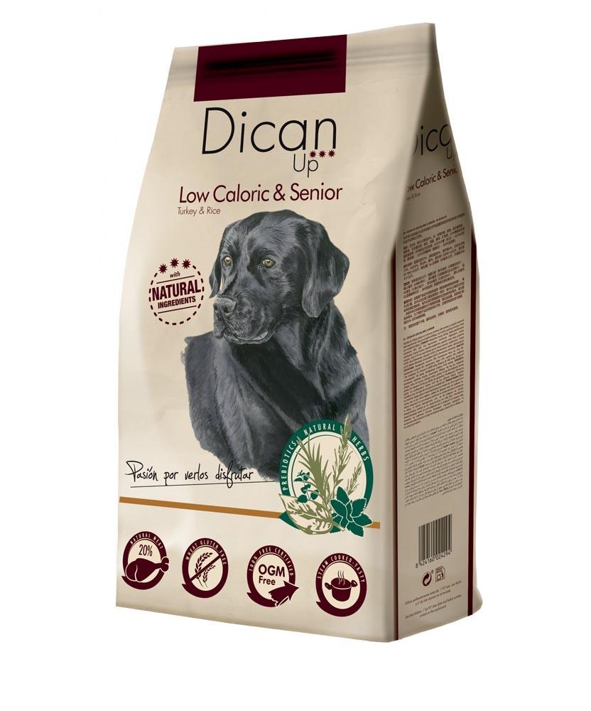 Dibaq Premium Dican Up Low Caloric, Turkey & Rice, 3kg imagine