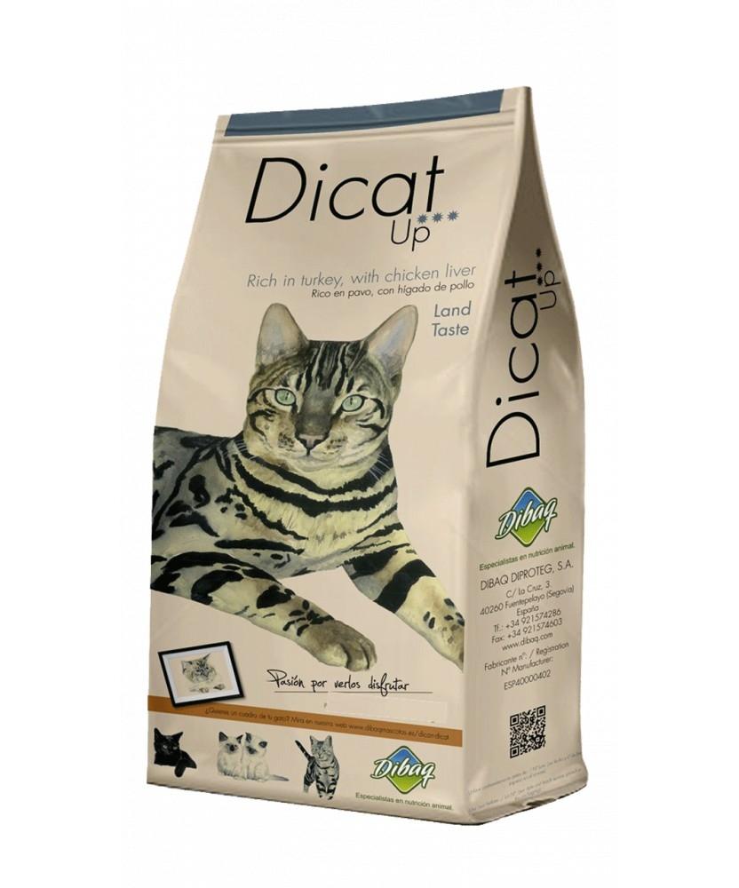 Dibaq DNM Premium Dican Up Land Taste, 14kg imagine