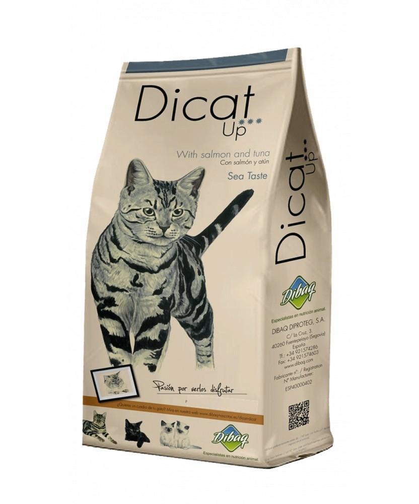 Dibaq DNM Premium Dican Up Sea Taste, 14kg imagine