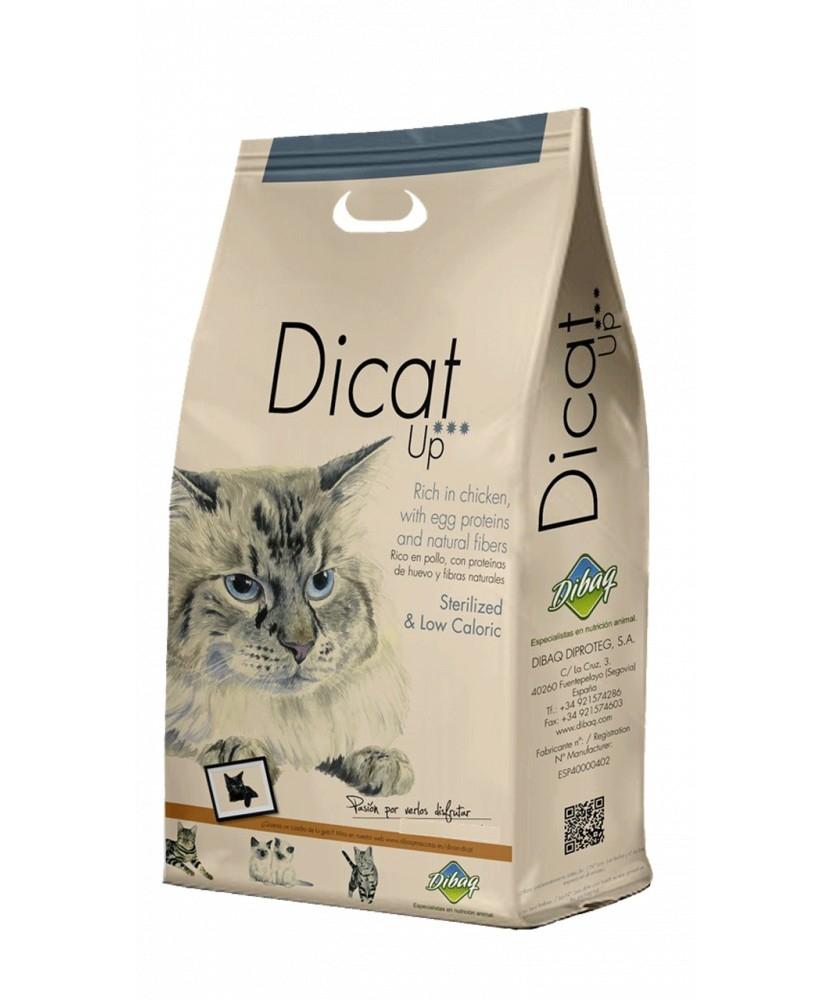 Dibaq DNM Premium Dican Up Sterilized & Low Caloric, 3kg imagine