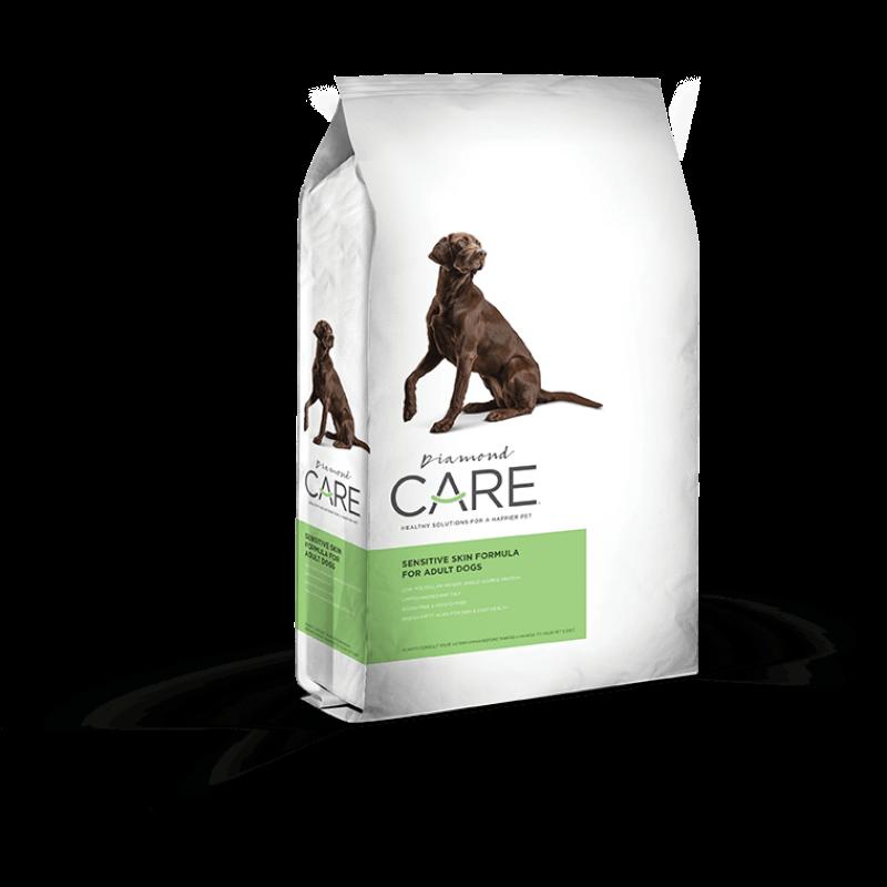 Diamond Care Sensitive Skin Formula Adult Dogs, 11.34 Kg imagine