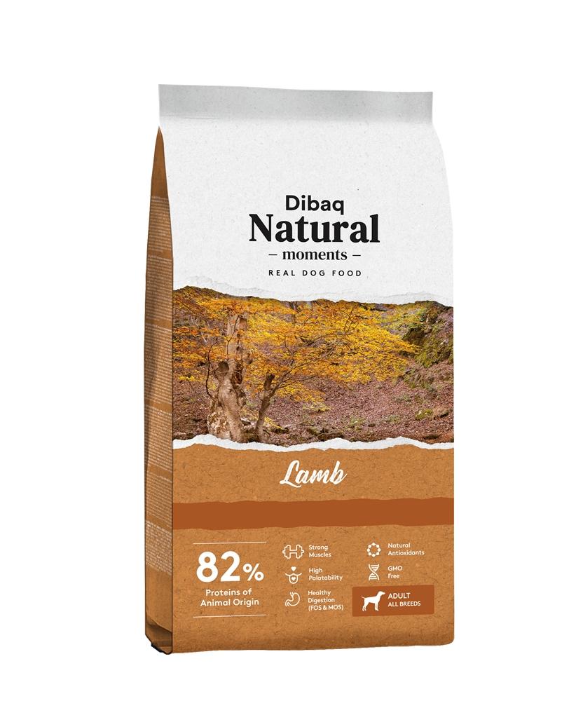 Dibaq DNM Adult Medium, Lamb & Rice, 15kg imagine
