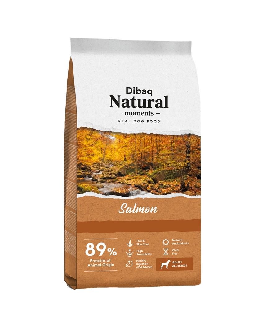 Dibaq DNM Adult Medium, Salmon & Rice, 3kg imagine