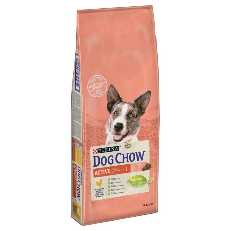 Dog Chow Active Chicken, 14 kg imagine
