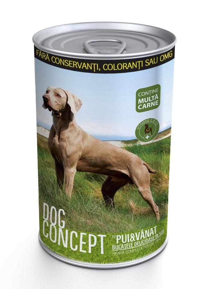 DOG CONCEPT CONS VANAT/PUI 1240 G imagine
