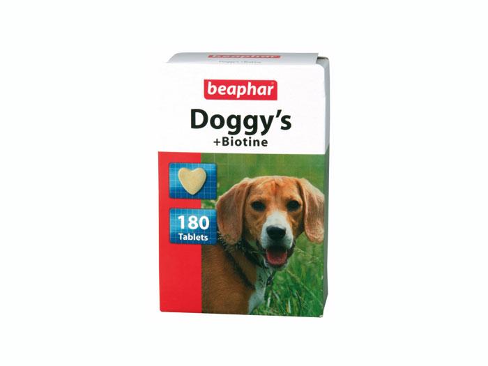 Doggy's + biotina 180 tablete imagine