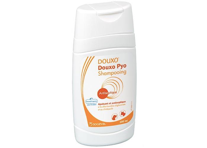 Douxo Pyo Sampon Chlorhexidine, 200 Ml