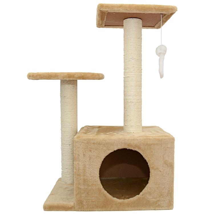 Ansamblu pisici, Miau Miau Twin, 44x33x71cm imagine