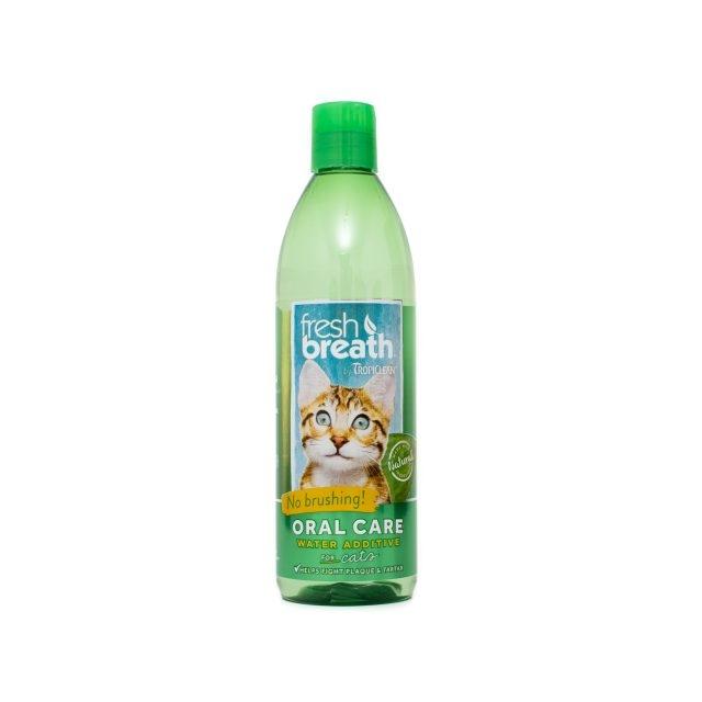 Tropiclean Fresh Breath For Cats, 473 ml imagine