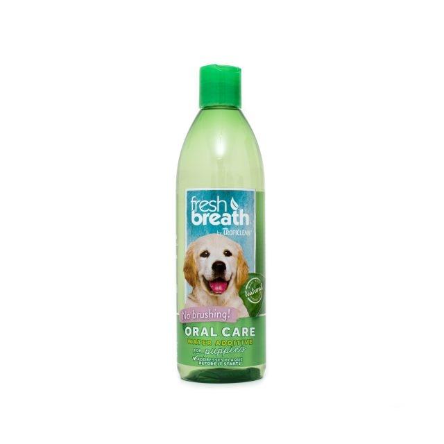 Tropiclean Fresh Breath For Puppies, 473 ml imagine