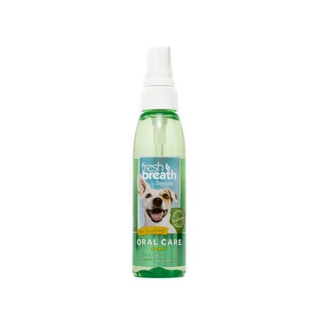 Tropiclean Fresh Breath Oral Care Spray, 118 ml imagine