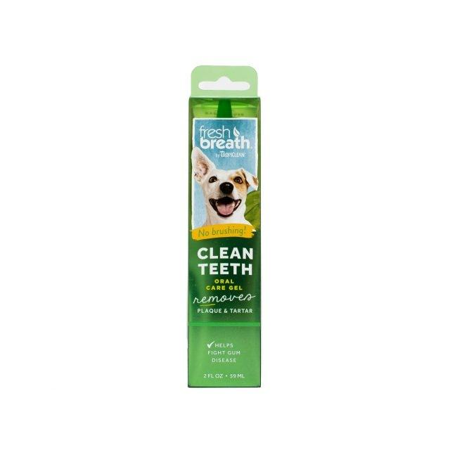 Tropiclean Fresh Breath Oral Care, 59 ml imagine