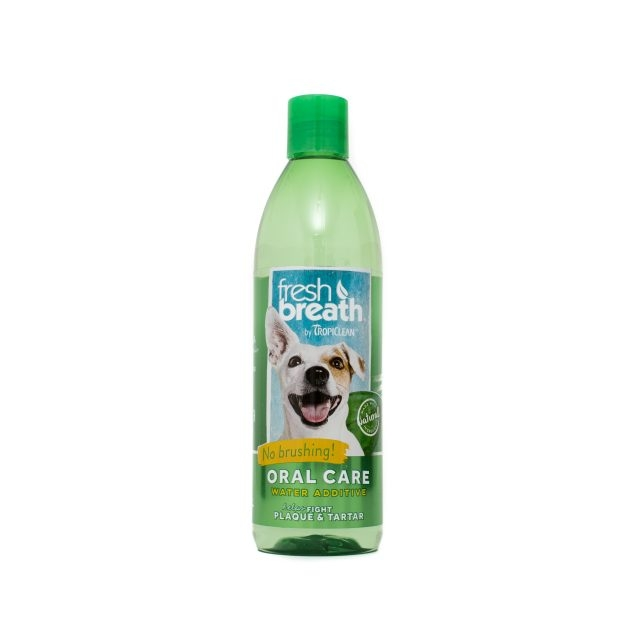 Tropiclean Fresh Breath, 473 ml imagine