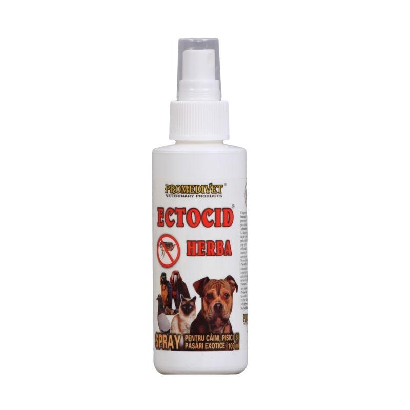 Ectocid Herba Spray, 100 ml imagine