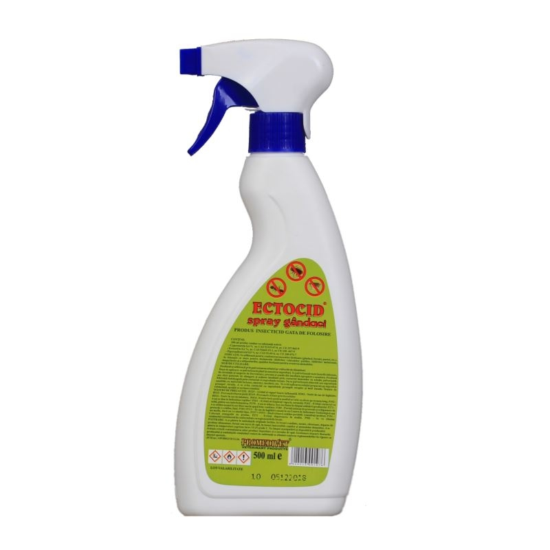 Ectocid Spray Gandaci, 500 ml imagine
