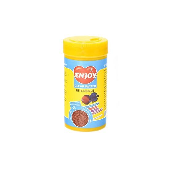Hrana granule pesti, Enjoy Bits Discus, 250 ml imagine