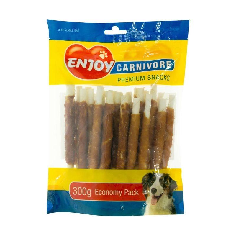 Enjoy Carnivore Sticks & Chicken, 300 g imagine