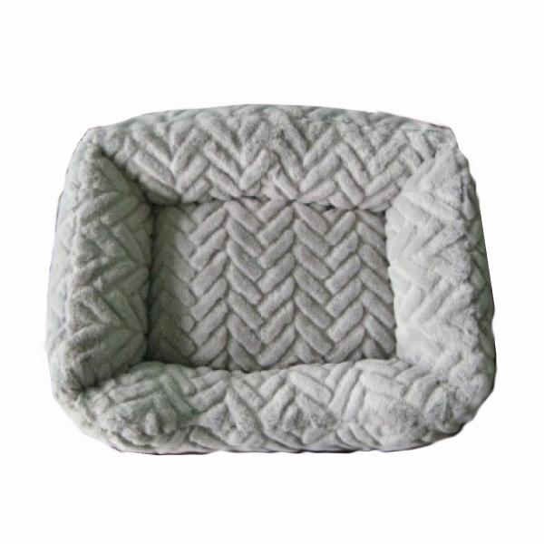Culcus dreptunghiular caini, Enjoy, 45x33x12 cm imagine