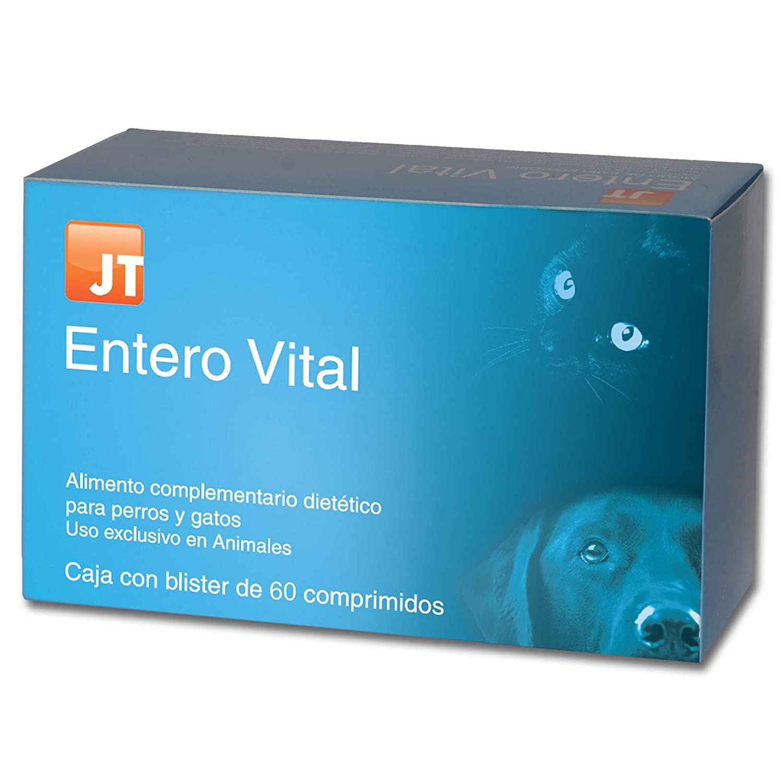 JT - ENTERO VITAL 60 TABLETE imagine