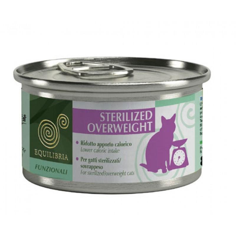 Hrana umeda pentru pisici sterilizate, Equilibria Cat, 85 g imagine