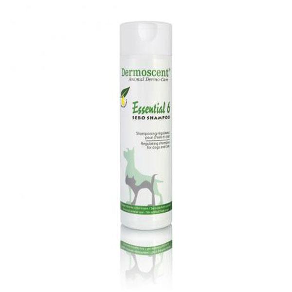 Dermoscent Essential 6 Sebo Shampoo Dogs&Cats, 200 ml imagine