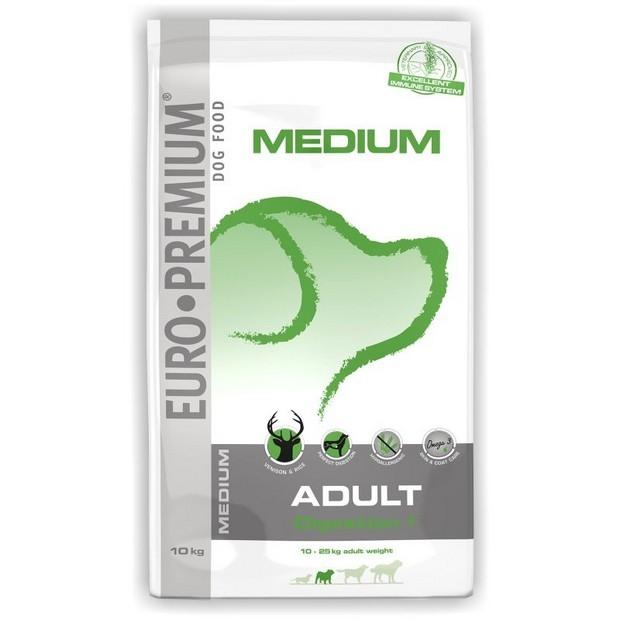 EURO-PREMIUM MEDIUM/ LARGE ADULT Digestion+, 10 kg imagine