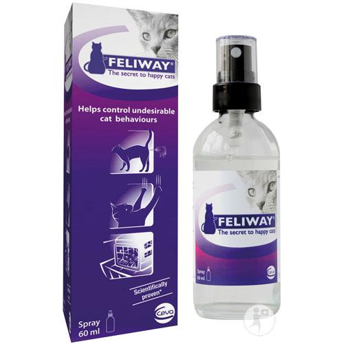 FELIWAY SPRAY, 60 ml imagine