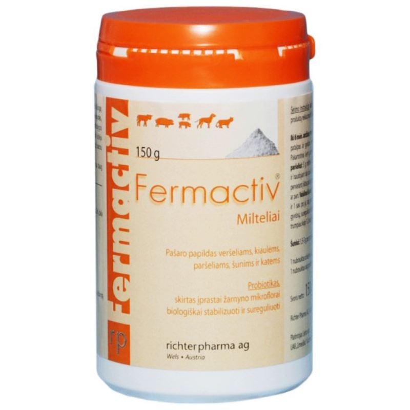 FERMACTIV 150 g, lapte degresat pudra imagine