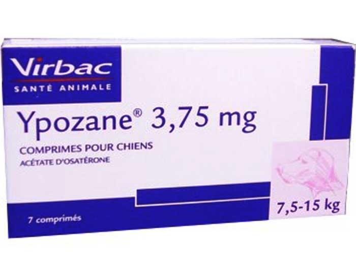 Ypozane 3.75 mg, 7 tablete imagine
