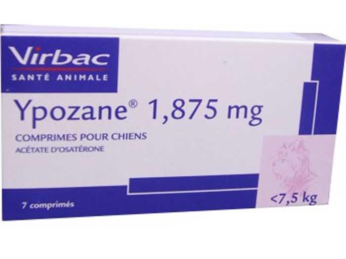 Ypozane 1.875 mg, 7 tablete imagine
