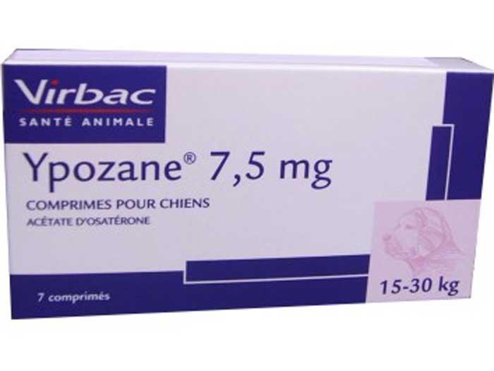 Ypozane 7.5 mg, 7 tablete imagine