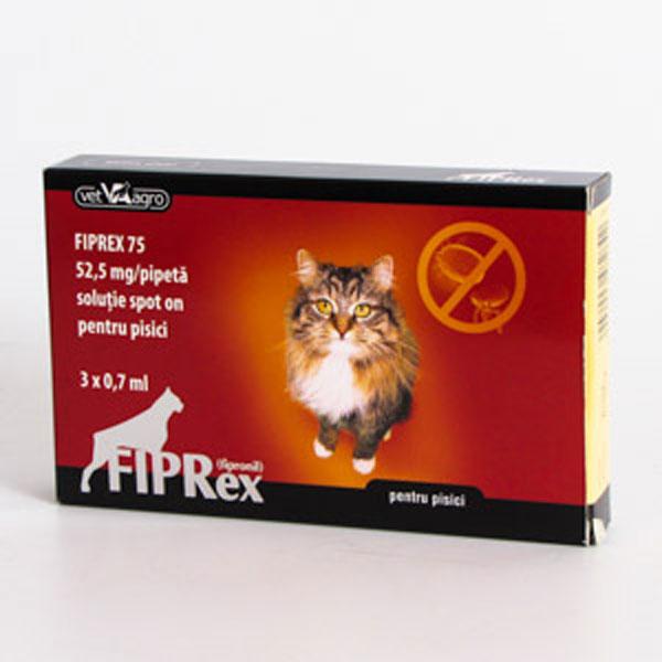 Fiprex Cat 3 Pipete