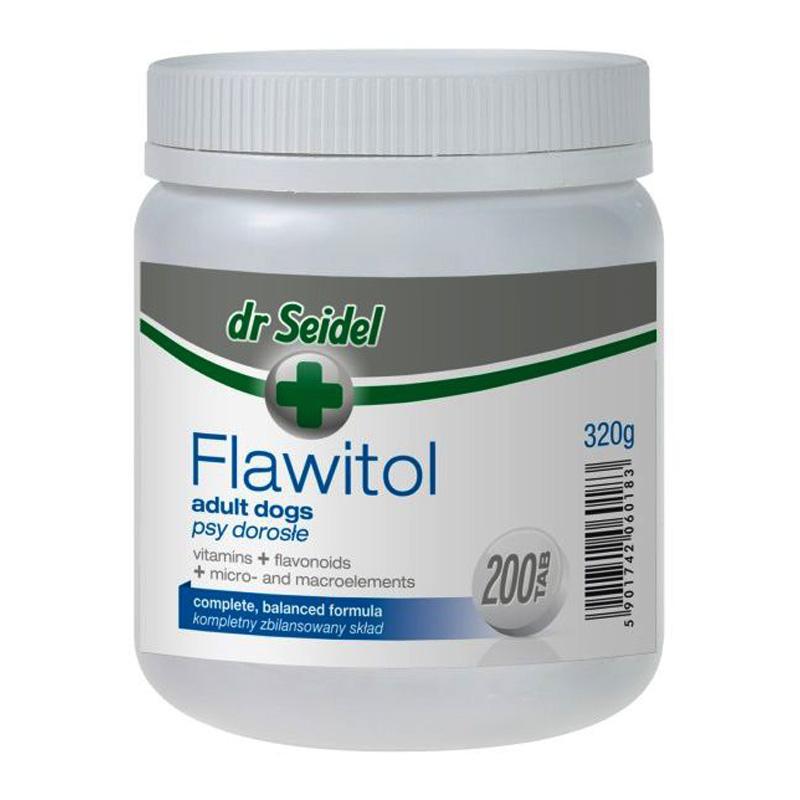 Flawitol Adult 200 tablete imagine