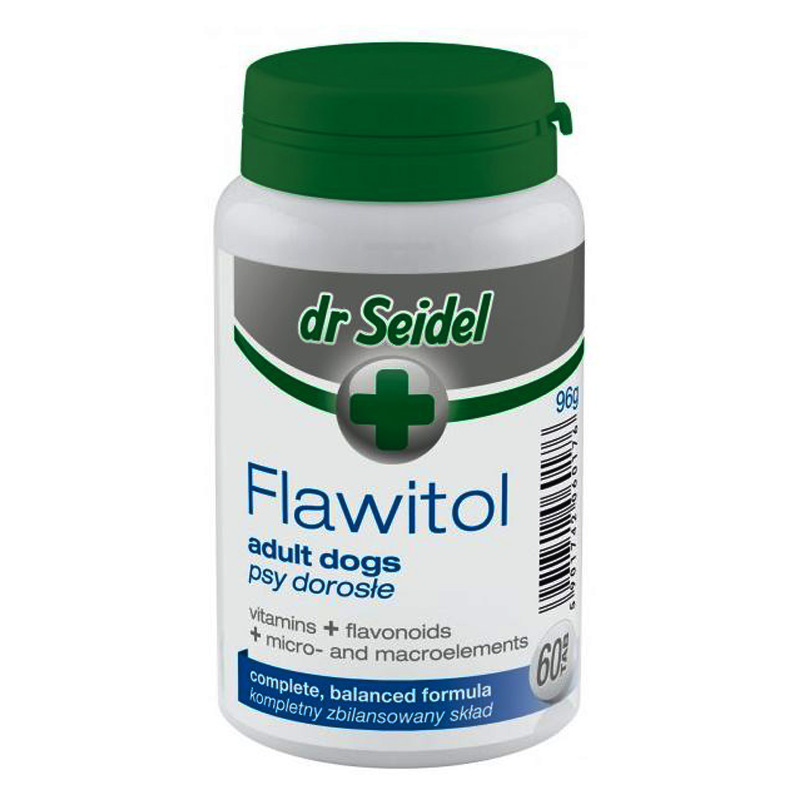 Flawitol Adult 60 tablete imagine