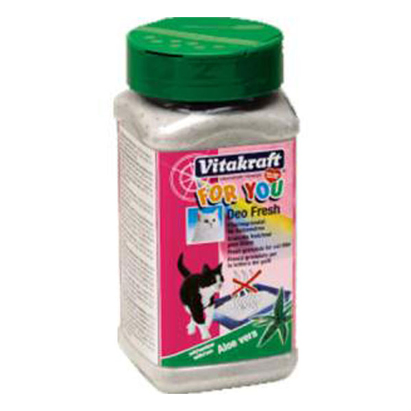 Odorizant Pisici For You Aloe Vera 720 g imagine