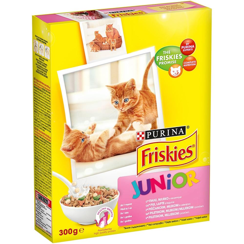 Friskies Junior Cat, 300 g imagine