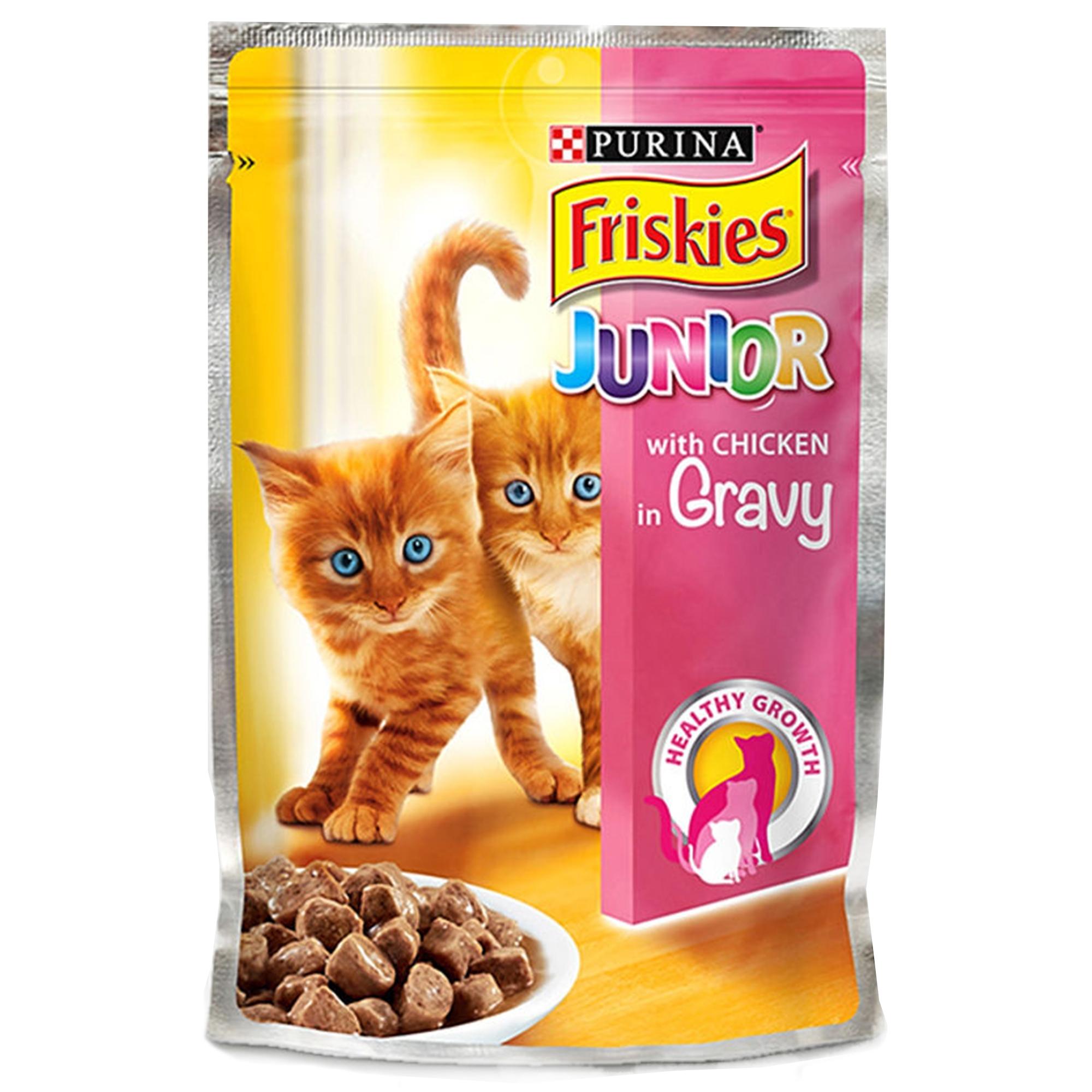 Friskies Junior Cat, 100 g
