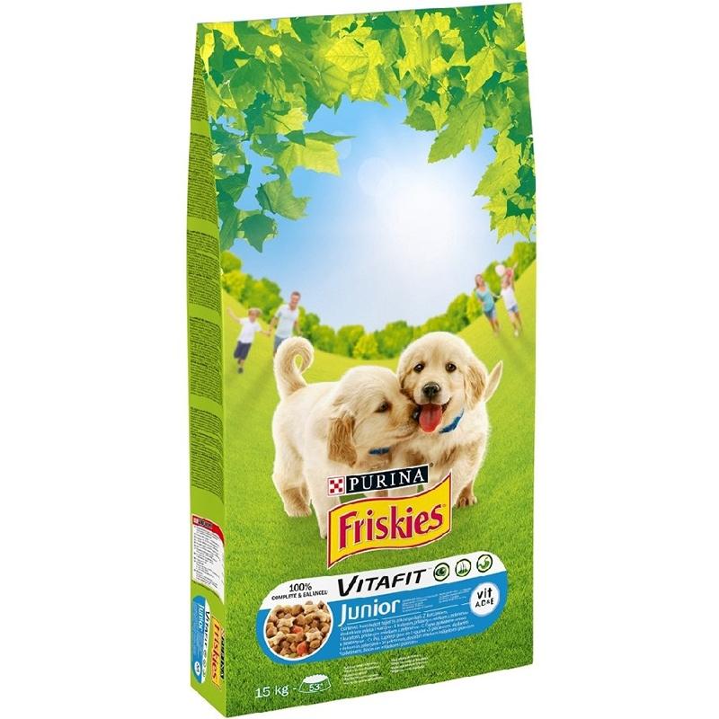 Friskies Dog Junior imagine