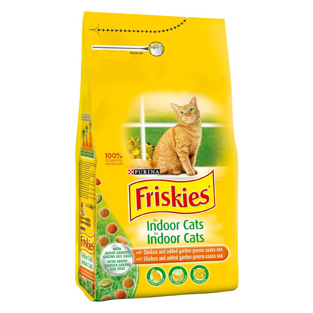 Friskies Pisica Indoor 10 Kg